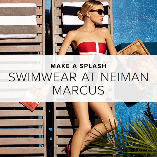 Dive Into Neiman Marcus's Swimwear Shop
