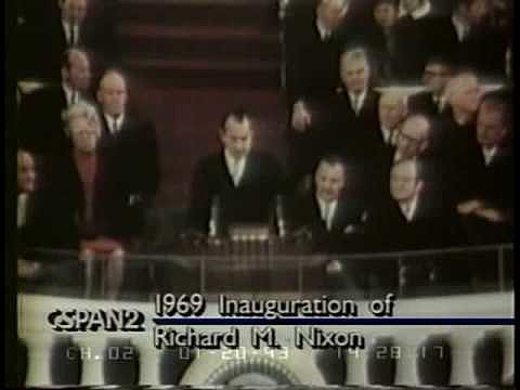 Nixon's Inauguration Speech