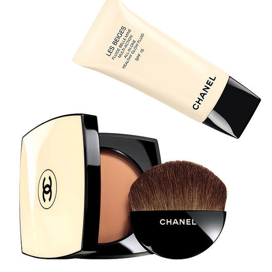 Chanel Makeup Artist Victoria Baron & Chanel Les Beiges