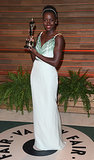 Lupita Nyong'o at the Vanity Fair Oscars Party