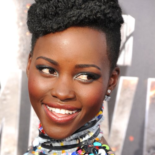Lupita Nyong'o's Red Carpet Makeup Looks