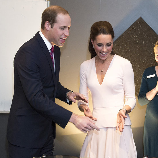 Kate Middleton DJing With Prince William | Video