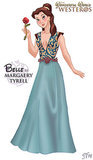 Belle as Margaery Tyrell