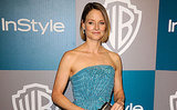 Jodie Foster Got Married In a Secret Ceremony!