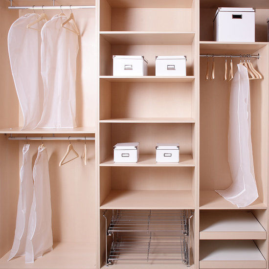 How to Organise a Small Wardrobe