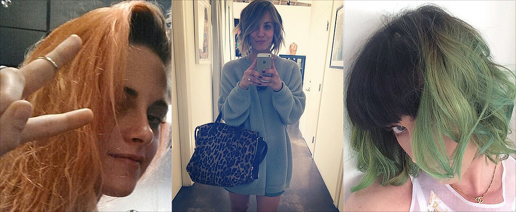 Kaley Cuoco Joined the Bob Haircut Club