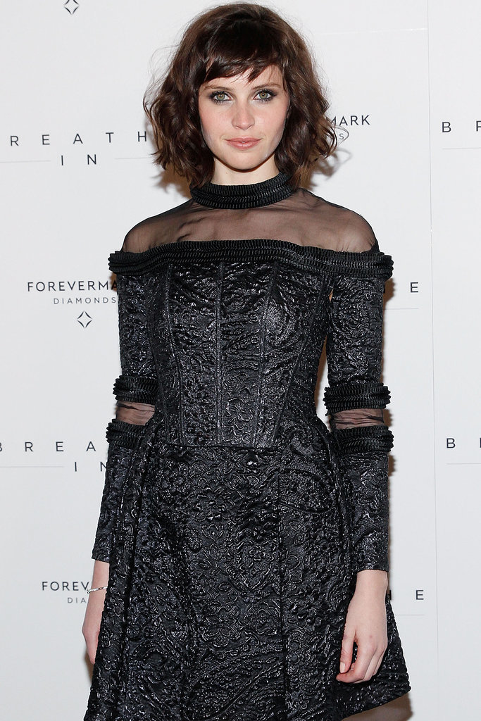 Felicity Jones will star in A Monster Calls, about a boy who escapes into a world of monsters in order to cope with his ill mother.