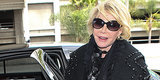 Joan Rivers Won't Apologize For Ohio Kidnapping Victims Joke