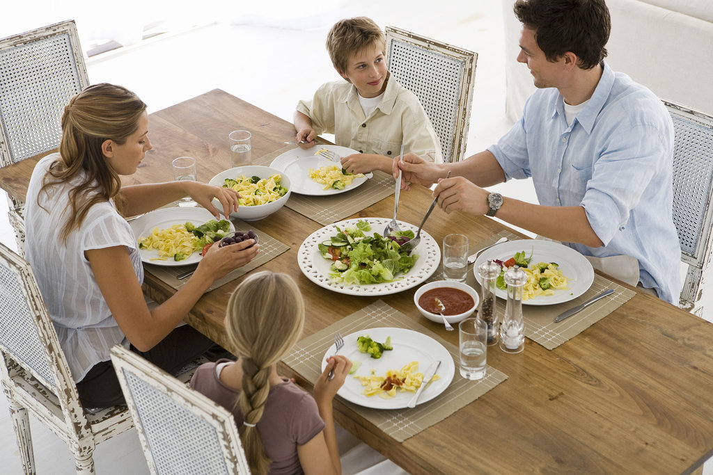 Make Family Dinner a Priority
