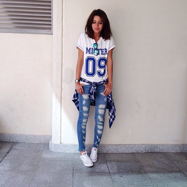 Even If You 39 Re Not A Sports Fan You Can Fake It With A Cool Girl 9 Ways To Style The Weekend