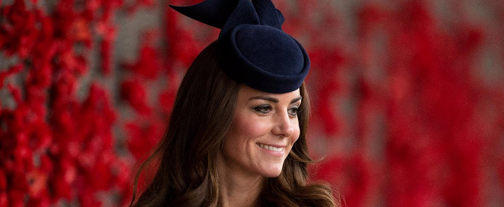 Kate Middleton's Coif Even Looks Good in Bunny Ears