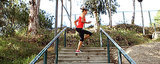 Turn Any Staircase Into a Workout With These Tips