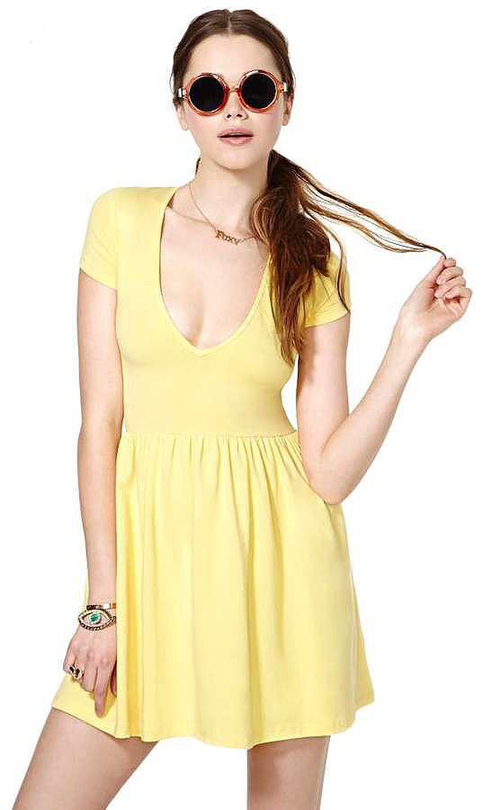 Nasty Gal Yellow