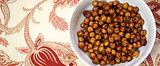 Oh-So-Sweet Snack: Honey Roasted Cinnamon Chickpeas