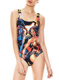 How cute is this Wonder Woman monokini ($45)? You could even wear it as a top with high-waisted shorts.