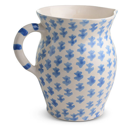 This blue pitcher ($89) makes a great pick for the mom who loves to entertain.