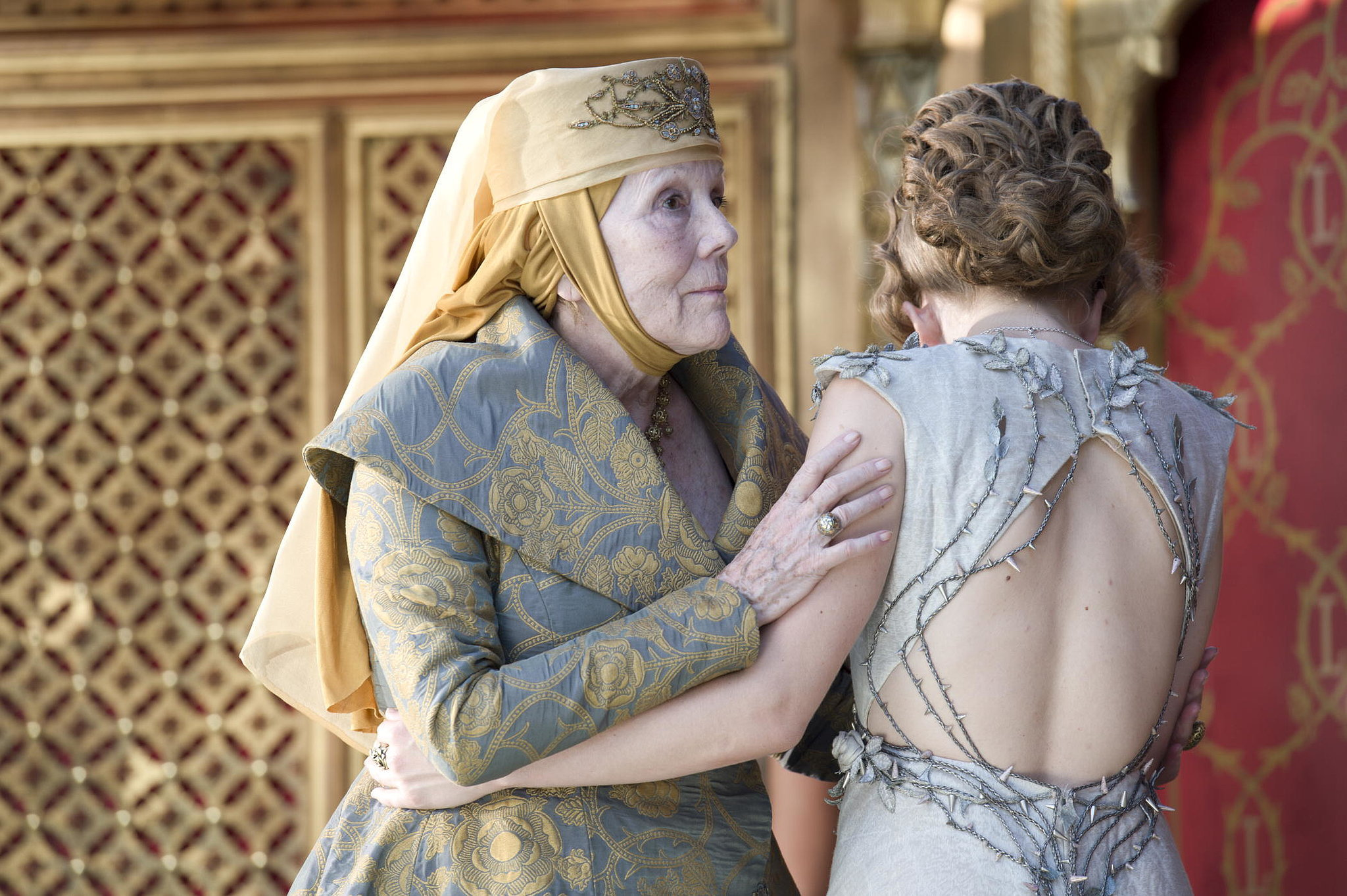 lady olenna tyrell killed joffrey on game of thrones