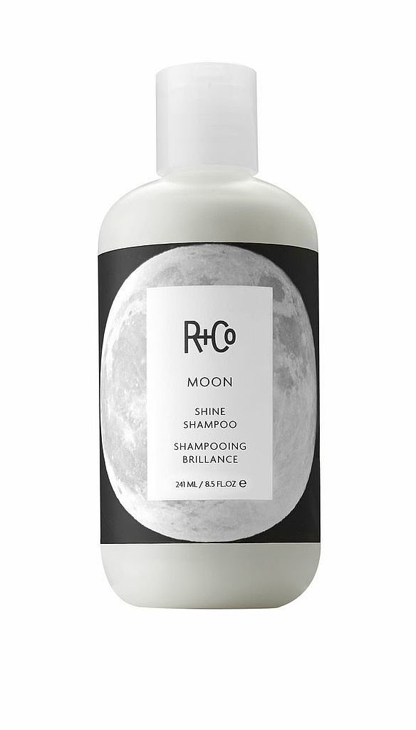 R+Co Moon Shine Shampoo ($28)