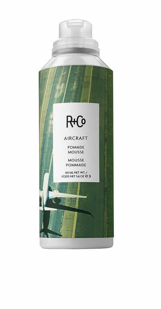 R+Co Aircraft Pomade Mousse ($29)