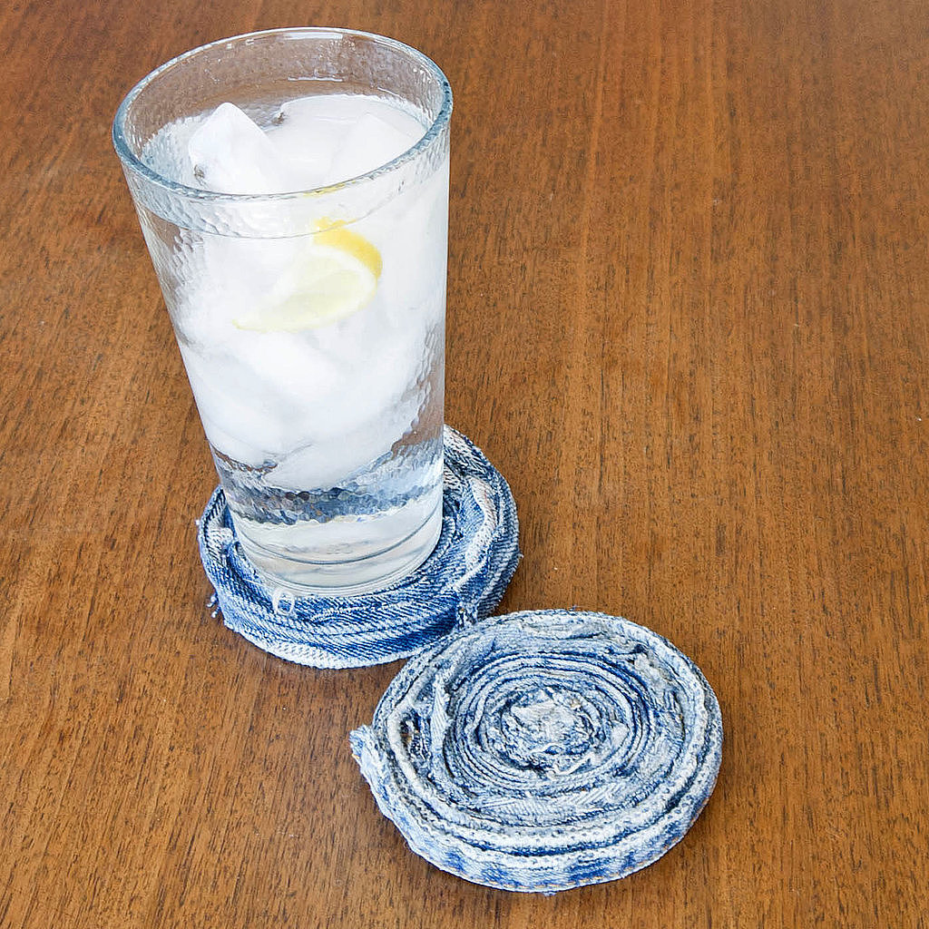 Denim Coasters