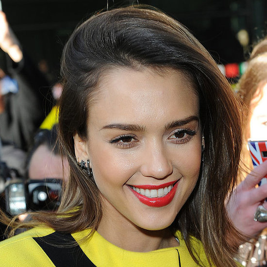 Pictures of Jessica Alba Beauty Looks