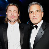 Who Will Get Married First: Brad Pitt or George Clooney?
