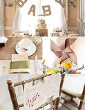 A Garden-Themed Baby Shower Filled With Vintage Charm