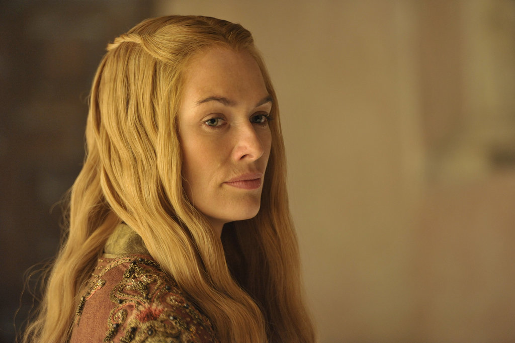 Cersei Lannister, Played by Lena Headey