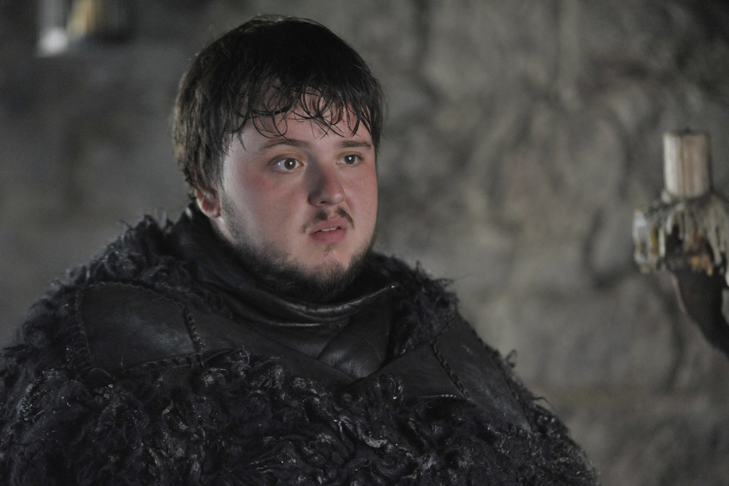 Samwell Tarly, Played by John Bradley