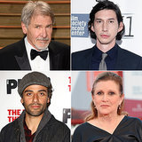 Meet the New Cast Members of Star Wars: Episode VII