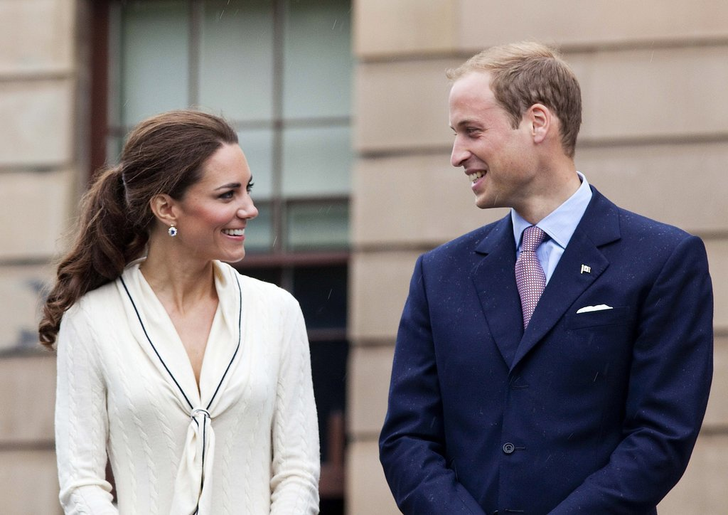 Kate and William only had eyes for each other during their 2011 visit to Canada.