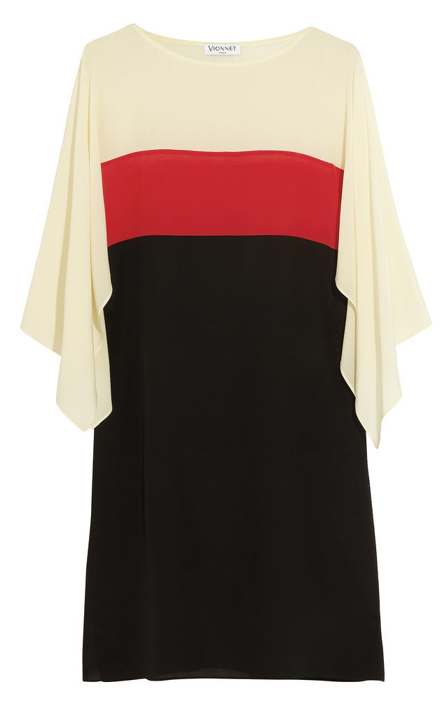 Vionnet Silk Minidress