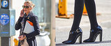 Olivia Palermo Knows How to Dress for This Truly Bizarre Weather
