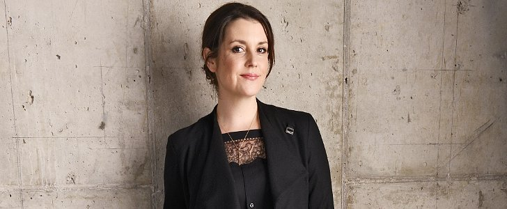 Melanie Lynskey Really, Really Loves Lena Dunham