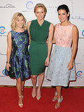 Reese Witherspoon and Angie Harmon partied with Princess Charles of Moanco at a The Colleague's annual Spring luncheon in LA on Tuesday.