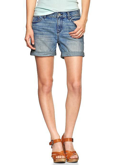 Gap 1969 Sexy Boyfriend Denim Shorts