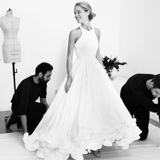 Mary Katrantzou Wedding Dress
