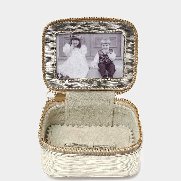 Anya Hindmarch Bespoke Photo Keepsake Box