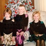January Jones shared an amazing '80s throwback photo. Source: Instagram user januaryjones