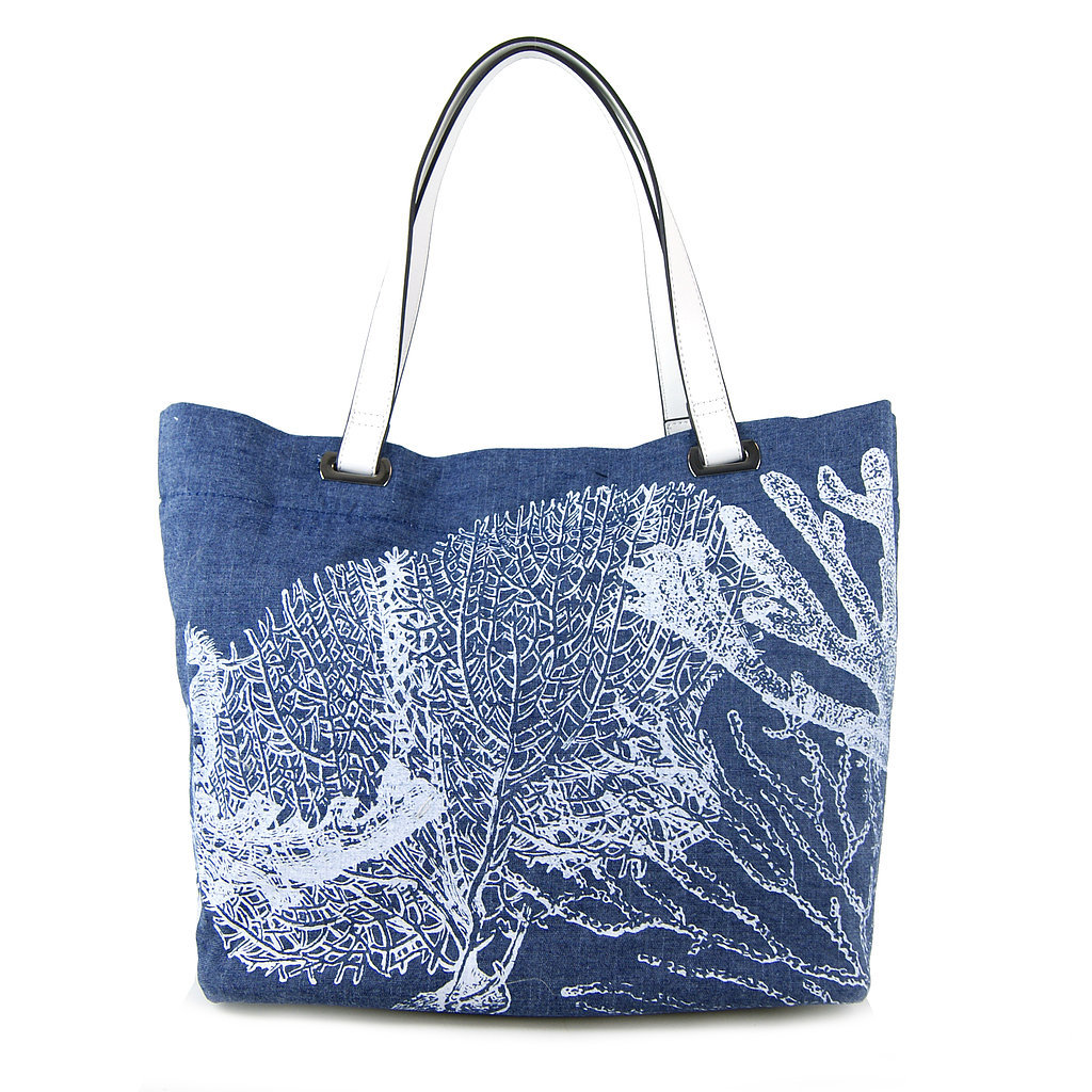 Emilie M. Canvas Beach Tote