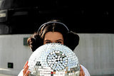 "Did someone say ""party time""? Sure, it might be a bit pricey, but think of all the fun you'll have once you get your hands on this crazy cool Death Star disco ball ($540).  — Lisette Mejia, assistant editor"