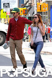 Blair Waldorf Shows Seth Cohen Around Her Big City
