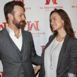 Olivia Wilde And Jason Sudeikis At First Event After Baby