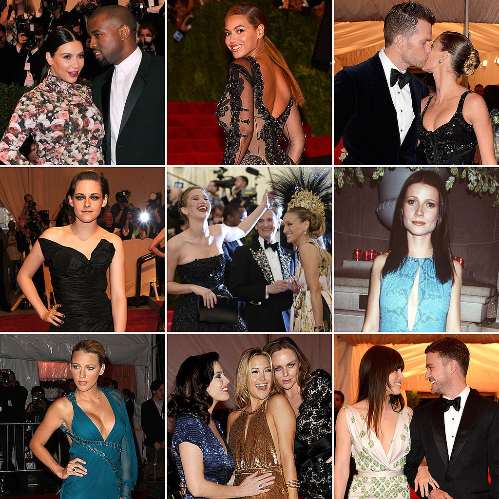 75 Unforgettable Met Gala Moments