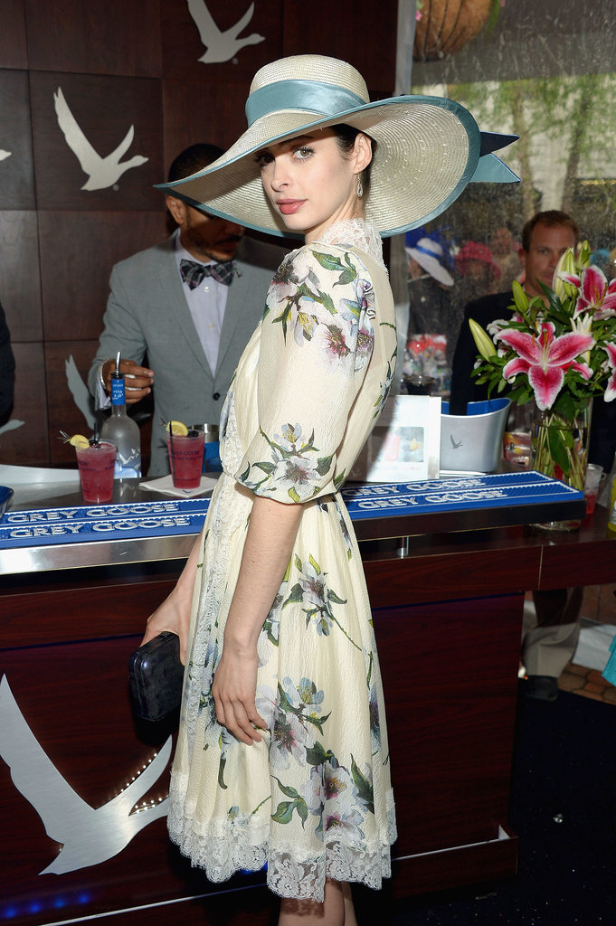 Krysten Ritter struck a pose in 2013.