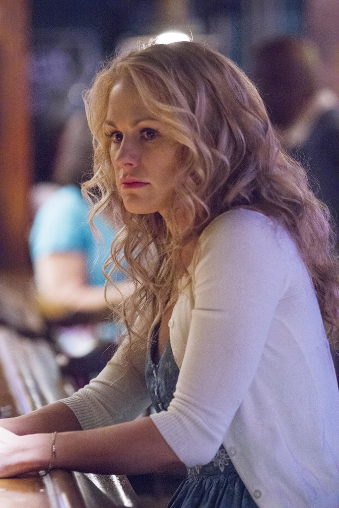 Anna Paquin is back as Sookie.