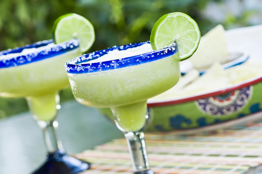 Mix Virgin Margaritas