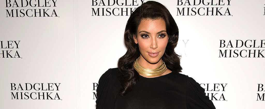 Kim Kardashian Does Chambray Two Ways in Two Days — See It on POPSUGAR Live!