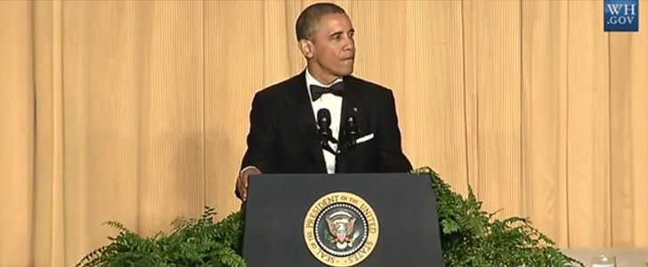 President Obama Cracks Jokes Between Two Ferns