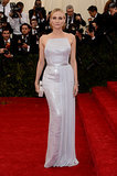 Diane Kruger at the 2014 Met Gala